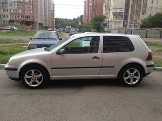 Volkswagen Golf, Купе 2000