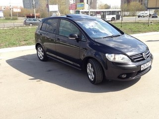Volkswagen Golf Plus, Хэтчбек 2007